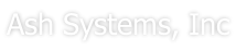 Ash Systems, Inc